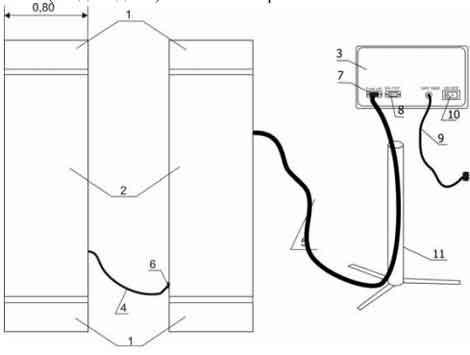 Рис.1 Схема ВСУ модификации «